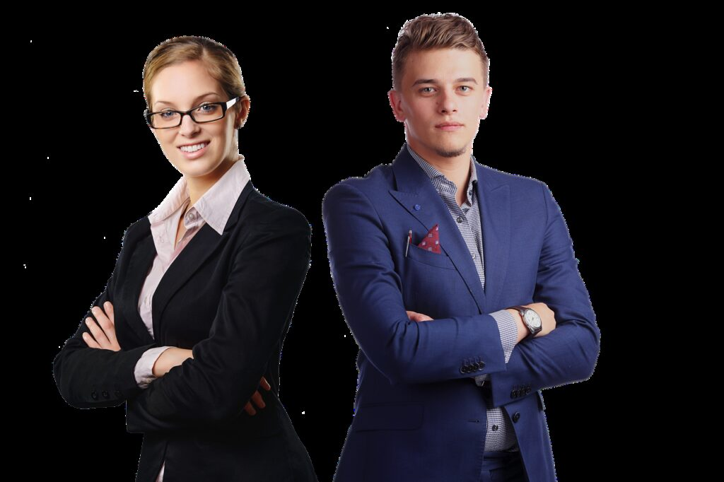 business, partners, team