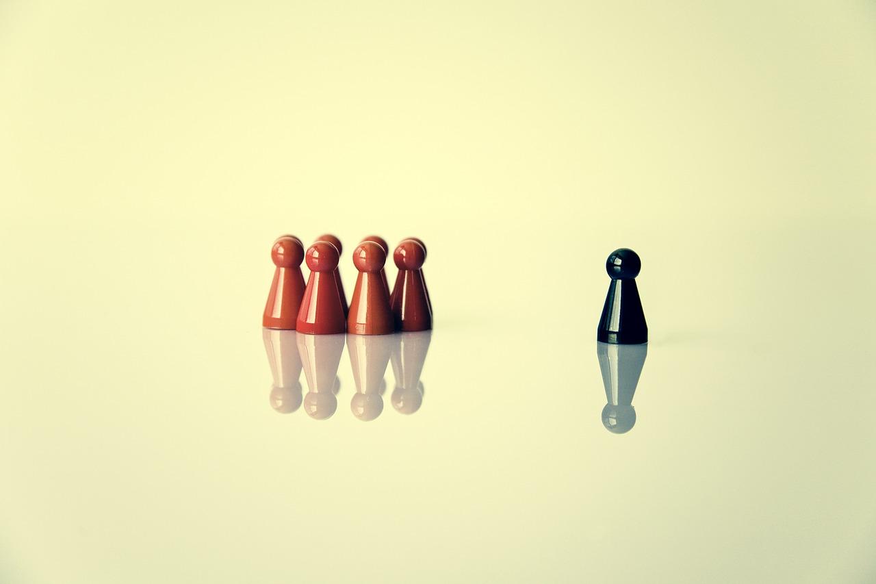 game figure, symbolism, leader